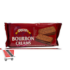 Devon Bourbon Cream Biscuits
