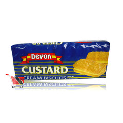 Devon Custard Cream Biscuits Large Pack