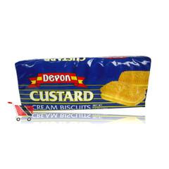 Devon Custard Cream Biscuits Large Pack