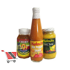 Ultimate Condiments Bundle
