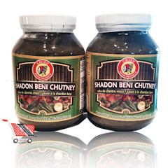 Chief Shadon Beni Chutney BOGO 50%