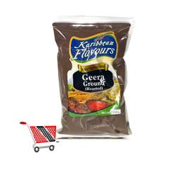 Karibbean Flavours Roasted Geera