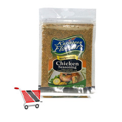 Karibbean Flavours Chicken Seasoning