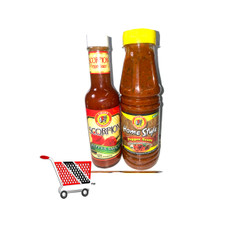 Chief Pepper Sauce Combo