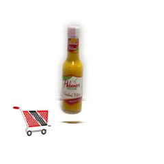Habanero Trinidad Yellow Pepper Sauce