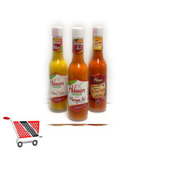 Habanero Trinidad Pepper Sauce Sampler