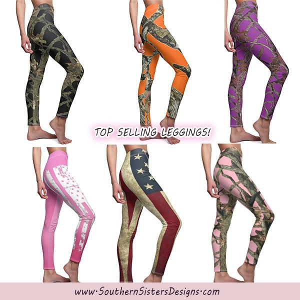 Country Girl Leggings