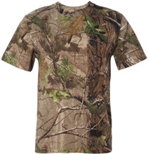 Realtree Camouflage T shirt men
