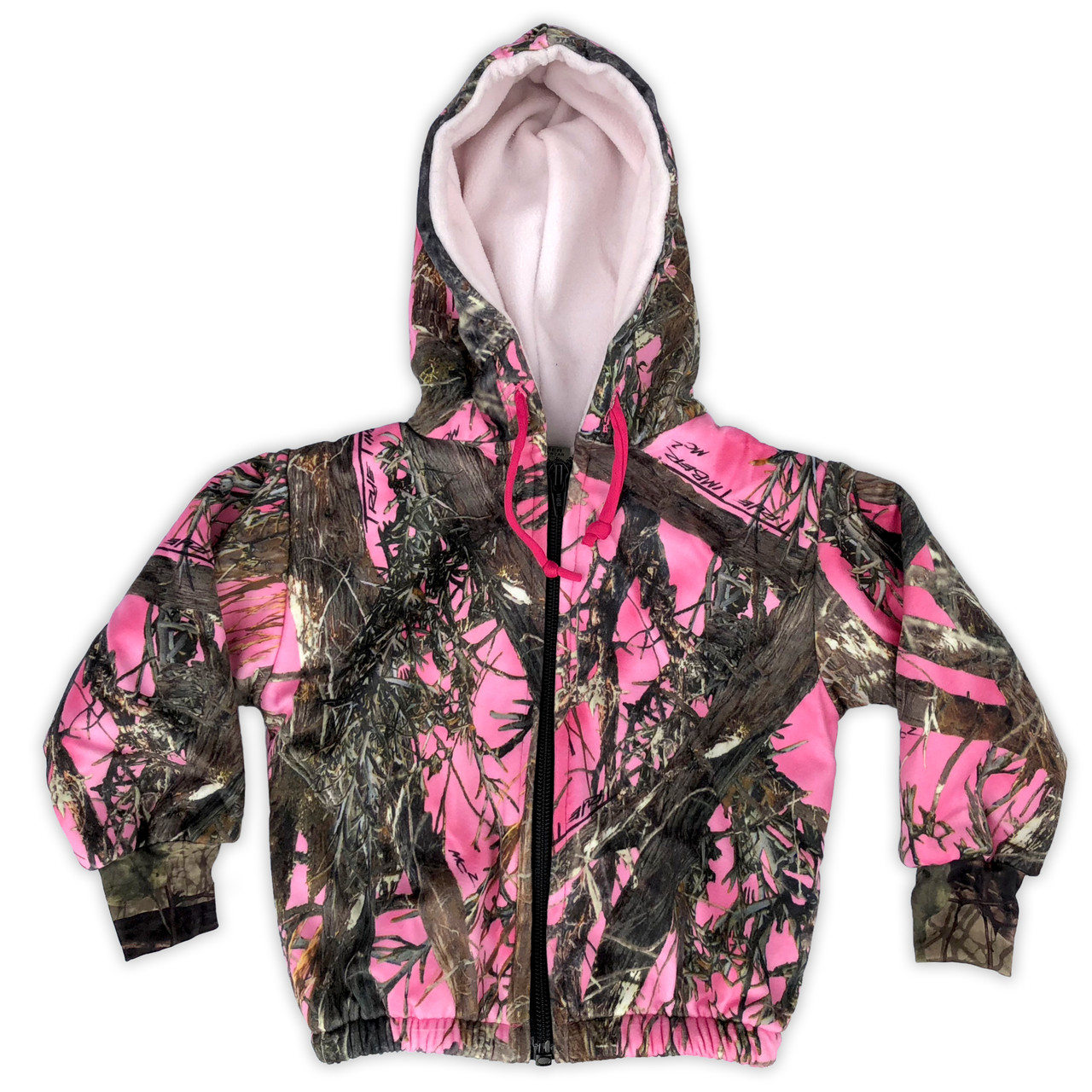 6dbe6e144 Baby & Toddler Pink Camouflage Jacket. Loading zoom