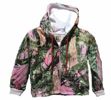 Baby Camouflage Jacket on Sale by Huntress Brand for Toddlers and Babies in Pink