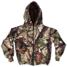 Camouflage Baby Clothing - This Hunter's Jacket is the perfect gift for infants that love the outdoors or who's family loves hunting