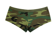 Sexy Army Camo Women's Underwear