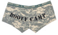 ACU Digital Camo 'Booty Camp' Shorts