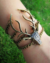 Deer Antler Bracelet - Unique and One Of A Kind Hunting Jewelry