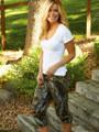 Mossy Oak Camo Capri Pants