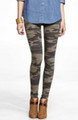 Army Camouflage Leggings - These are super great quality and also a favorite of our customers.
