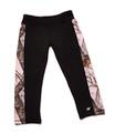 Mossy Oak Pink Break Up Active Wear Capris