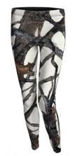 White Camo Leggings Including Plus Sizes