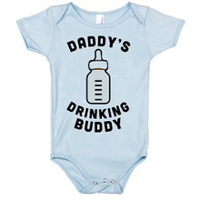 My Drinking Buddy Boy's Onesie