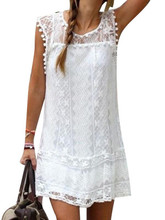 McCall Mini Summer Dress With Southern Flair