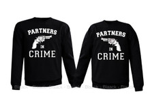 Partners In Crime Long Sleeve Shirts