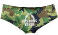 Sexy Backwoods country girl lingerie underwear