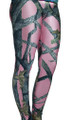 Light Pink Camouflage Leggings Are Best Sellers