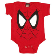 Spider Baby Onesie