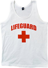 Life Guard Tank Top for women and men