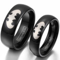 Batman Couples Rings