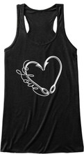 Fishing Tank Top For Women