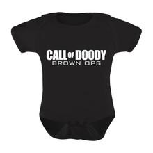 Call Of Doody Baby Onesie