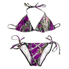 Purple Camo bikini perfect for any country or southern girl