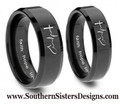 1 Corithians Faith Hope Love Ring Set