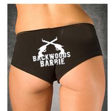 Backwoods Barbie Booty Short Panties