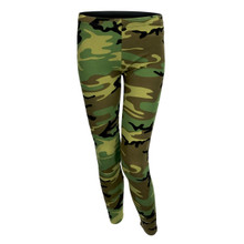 Army Camo Military Leggings