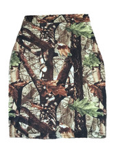 Fitted Camo Huntress Skirts