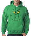 You're A Mean One Christmas Movie Hoodie with Plus Sizes IN Stock Ships Fast