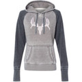 Skull and Bling in this hoodie