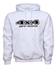 4 x 4 hoodies for those that love to mud