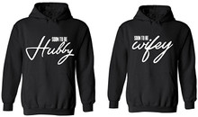 Soon To be Wife and Husband Hoodies