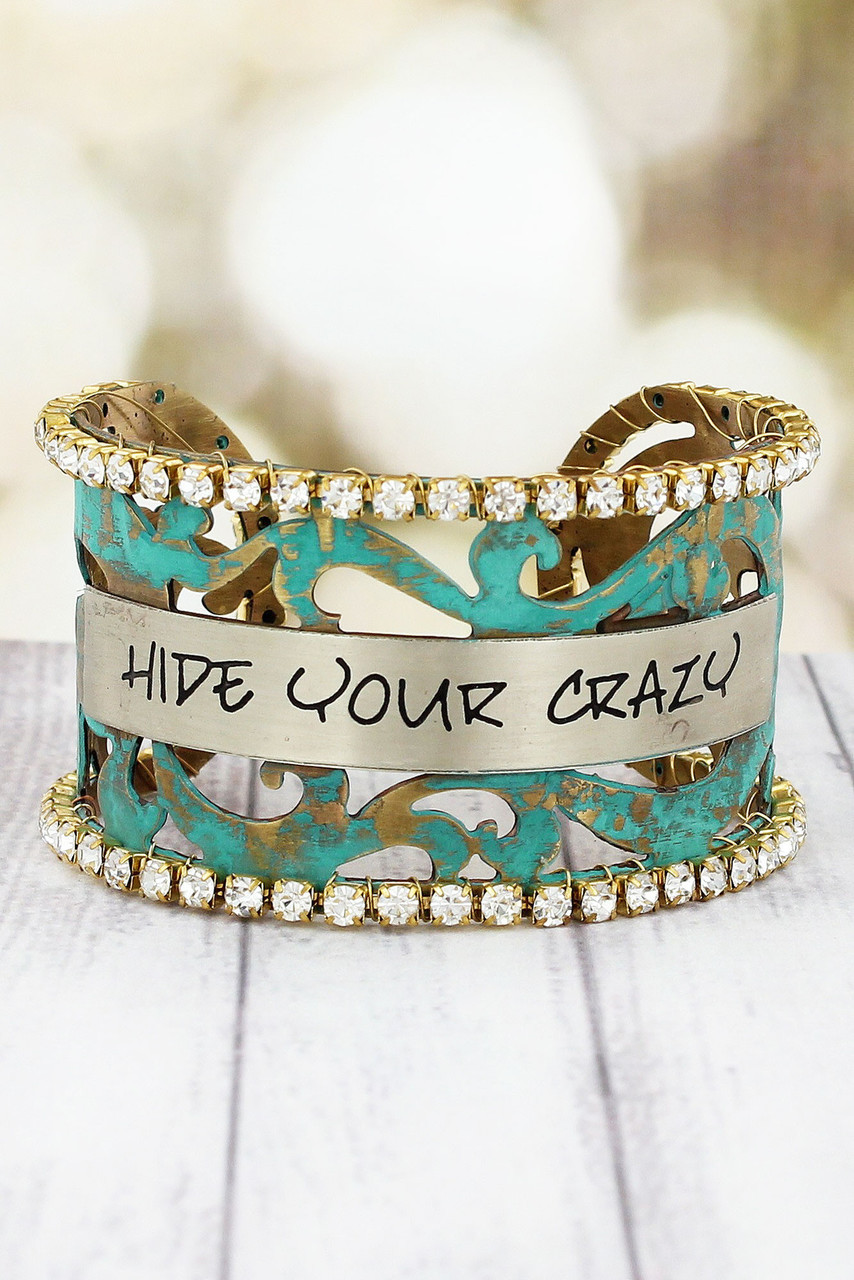 9fe4b9706 Miranda Lambert Hide Your Crazy Bracelet - Country Girl - Southern Music