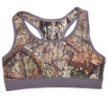 Mossy Oak Camo Sports Bras For Working Out or Sports Training