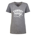 Cowboy Take Me Away Country Girl T Shirt - Tees!