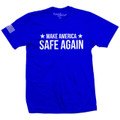 Make America Safe Again Trump For President Unisex T-shirt