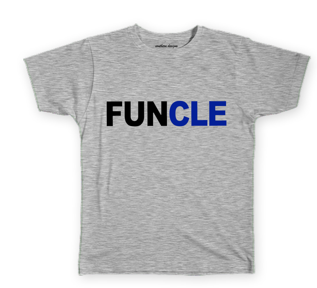 58593679 The Fun Uncle T Shirt. Click to enlarge