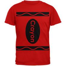 Red Crayon Shirt
