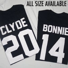 Bonnie and Clyde Together Since Date