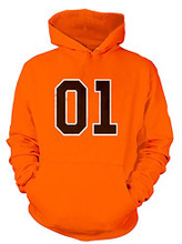 General Lee Dukes of Hazard Hoodie for Kids and Adults
