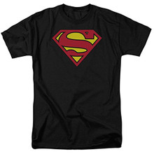 Larger and Plus Size Super Man Shirts Available